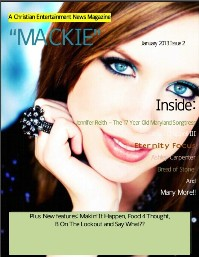 MACKIE January Issue